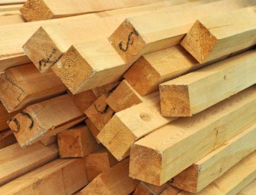 les 5 classes d'utilisation du bois